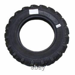 Lugged 600 x 16 8 Ply Tire & Tire Inner Tube Fits John Deere Fits MF