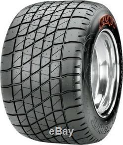 Maxxis Razr MS02 Rear 18-10.00-10 Orange Medium 2 Ply ATV Tire TM00040100