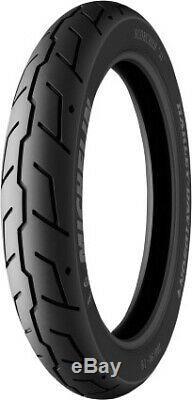 Michelin Scorcher 31 Blackwall Harley Cruiser Front Bias Ply Tire 130/80B17 65H
