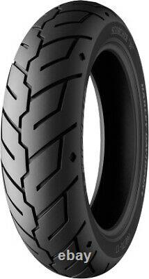 Michelin Scorcher 31 Blackwall Harley Cruiser Rear Bias Ply Tire 180/65B16 81H