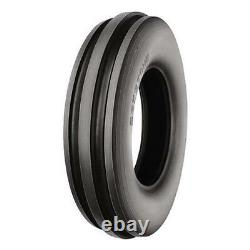 New 7.50-18 Deestone Front Tractor 3-Rib 8 Ply Tire fits Farmall FREE Shipping