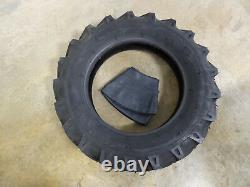 New 7.50-20 Starmaxx TR-60 R-1 Lug Farm Tractor Implement Tire WITH Tube 8 ply