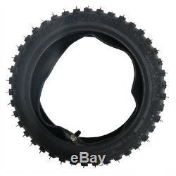Pair 2.5-10 2.50-10 4 PLY Motocross MX pit Dirtbike Dirt Bike Tyre Tire & Tube