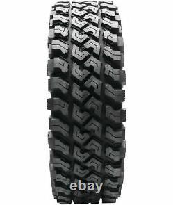 QuadBoss QBT808 Radial Utility 33x10-15 Front/Rear 8 Ply Tire (609798)