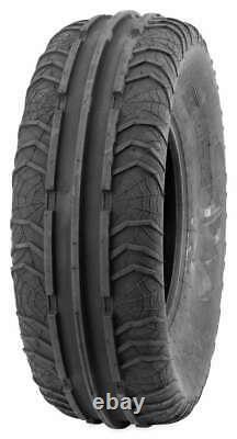 QuadBoss UTV SXS Sand Dune Front Tires QBT346 6 Ply 28X10-14 (Pair)