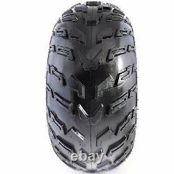 RIGHT 22X10-10 Wheel Tire With Rim 4PLY ATV QUAD GOKART 150CC 200CC TAOTAO SUNL