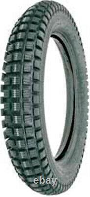 Rear IRC Motorcycle Tire TR-011 4.00-18 4PR Bias Ply TT Dual Compond Trials