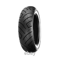 Shinko 777 Front Tire (Sold Each) 140/80-17 WithW 4 Ply 87-4562