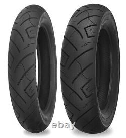 Shinko F 777 Blackwall 18 Front 130/70-18 69H Bias Ply Motorcycle Tire