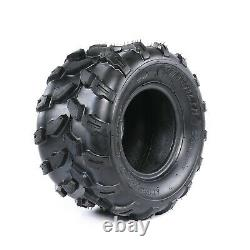 TWO 18x9.50-8 Tires Tyres for Turn Riding Lawn Mower Garden Tractor Go kart 4PLY