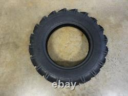 TWO New 6.00-16 BKT AS-504 Farm Lug Traction Implement Tires and Tubes 6 ply I-3