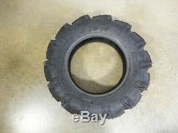 TWO New 8-16 ATF Farm King L1630 R-1 Tractor Tires 6 ply WITH Tubes