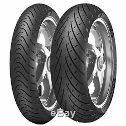 Tire Set Metzeler 110/70-17 54h Roadtec 01 + 140/70-17 66h Roadtec 01 X-ply
