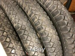 VINTAGE MONTGOMERY WARD RIVERSIDE 4 PLY TIRE 3 1l/2 X 30 WITH TUBES