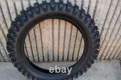 VINTAGE MOTOCROSS TIRE V109 4.60-17, 62P 6 Ply MX Tire